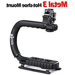Zeadio Video Action Stabilizing Handle Grip Handheld Stabili