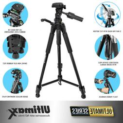"72"" Tripod Swivel Non-Slip Rubber Feet by ULITMAXX - Brand N"