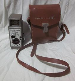 Bell & Howell Two Twenty 8mm 1950s Movie Camera