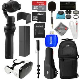 UHD 3.5x Optical Zoom, 2x Digital Zoom Handheld 4K Camera Os