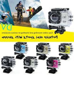 Ultra 4K Full HD 1080P Outdoor Waterproof Sport Camera WiFi