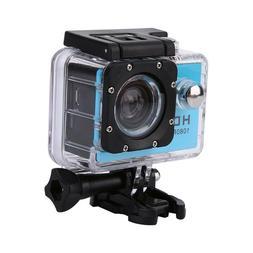 Ultra HD Sport Action Camera Waterproof Underwater Camcorder