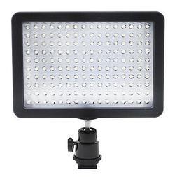 Bestlight Ultra High Power 160 LED Video Light Panel with Sh