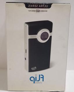 Flip Video Ultra Series Camcorder Black 2Gb Memory F260B 60