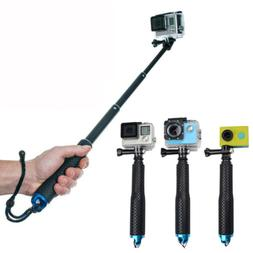 Underwater Waterproof Selfie Stick Monopod for Gopro hero HD