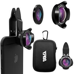 DOFLY Universal Professional HD Camera Lens Kit for iPhone 7