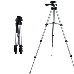 Universal Portable Aluminum Tripod Stand & Bag For Canon Nik