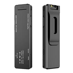 Youcink Upgraded Portable Digital Voice and Video Recorder,