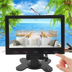 7'' Ultra Thin TFT LCD Video Audio VGA HDMI 1080P HD Monitor