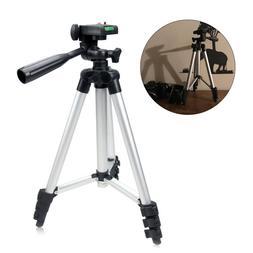 US Aluminum Camera Camcorder Portable Tripod Stand Holder fo