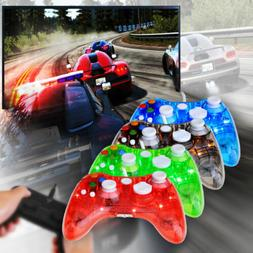 USB Controller Gamepad Afterglow LED Wired For Microsoft Xbo
