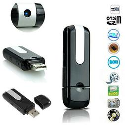 USB Disk SPY Camera Camcorder Mini Hidden DV DVR Motion Acti
