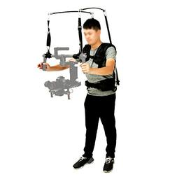Brand New LAING V10 professional 3axis gimbal support vest s