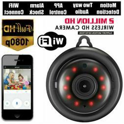 V380 Wifi IP Camera Wireless Mini <font><b>Night</b></font>