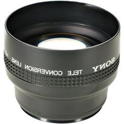 Sony VCLR2052 Telephoto Conversion Lens for CCDTR3300, DCRTR