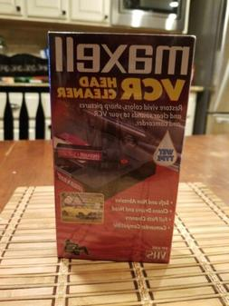 Maxell VCR Head Cleaner Wet Type VP-200 NEW for VCR / Camcor