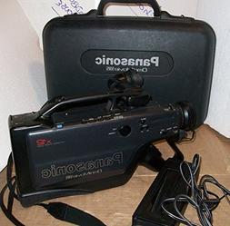 Panasonic VHS Camcorder Omnimovie Hq