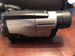 Video camcorder Proscan With Battery And Charger Instruction