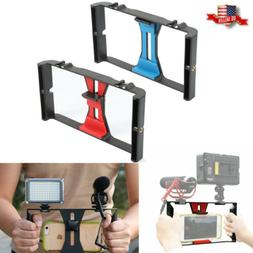 Video Camera Cage Stabilizer Mount Holder Handheld Frame Fil