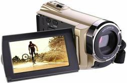 HAUSBELL Video Camera Camcorder Digital Camcorder HD Camcord