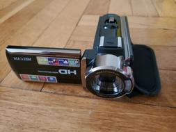 video camera camcorder hd 1080p 24 0mp