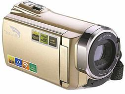 Video Camera, Hausbell Camcorder with WiFi,HDV-5052 1920x108