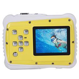 Video Camera for Kids Digital Underwater Camera Recorder,Top