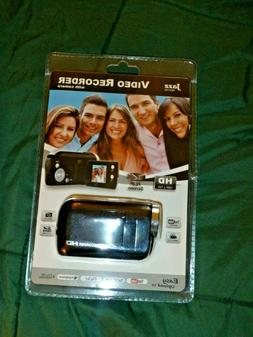 JAZZ Video Recorder with Camera HDV140, Flip Screen, HD, You