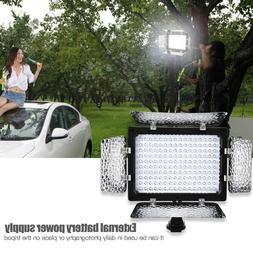 Video Studio Photography Photo Light Panel LED Lamp for DSLR