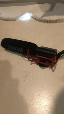 Rode Videomic External Battery Camcorder Mic