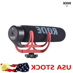 RODE VideoMic Microphone On-Camera Shotgun Microphone for Ca