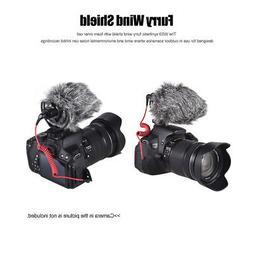 RODE VideoMicro On-Camera DSLR Shotgun Microphone for Canon