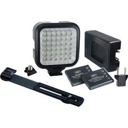 Power 2000 Vidpro LED Digital Photo & Video Camcorder Light