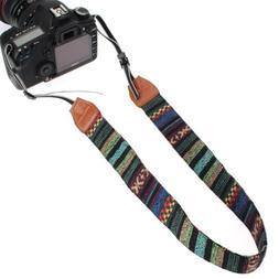 Vintage Soft Multi-Color Universal Camcorder Camera Shoulder