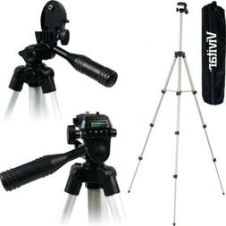 Vivitar 50'' VIV-VPT-1250 Tripod with Bubble Level for all C