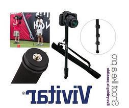 """Vivitar 67"""" Photo/Video Monopod With Case For Nikon D3000 D5"""