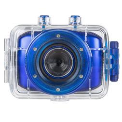 Vivitar DVR783HD 720P Wi-Fi 5.1MP Waterproof Action Sports V