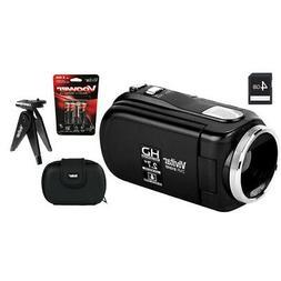 Vivitar DVR910 HD Camcorder