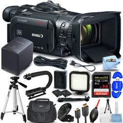 """Canon VIXIA GX10 UHD 4K Camcorder with 1"""" CMOS Sensor + 64GB"""