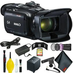Canon VIXIA HF G21 Full HD Camcorder Bundle with Microphone