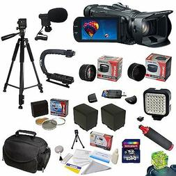 Canon VIXIA HF G30 Full HD Camcorder with Ultimate Accessory