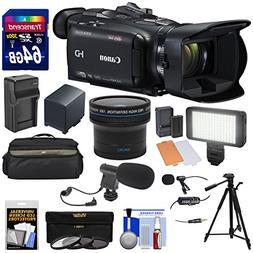 Canon Vixia HF G40 Wi-Fi 1080p HD Digital Video Camcorder +
