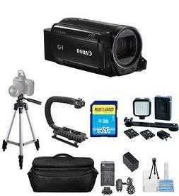Canon VIXIA HF R70 HFR70 Camcorder MEGA BUNDLE W/ USA Warran