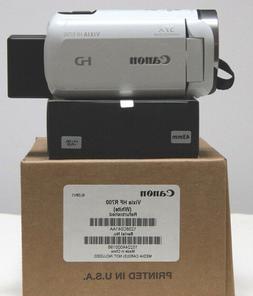 Canon Vixia HF R700 White Video Camera Camcorder New Refurbi