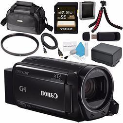 Canon 32GB VIXIA HF R72 Full HD Camcorder 1236C003 + BP-727