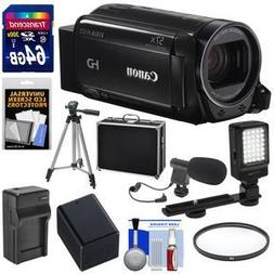 Canon Vixia HF R72 32GB Wi-Fi 1080p HD Video Camcorder with