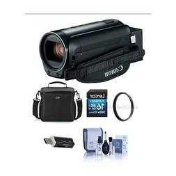 Canon VIXIA HF R80 3.28MP Full HD Camcorder, Bundle With 43m