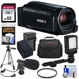 Canon Vixia HF R80 16GB Wi-Fi 1080p HD Video Camera Camcorde
