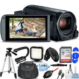 Canon VIXIA HF R800 3.28MP HD Camcorder  #1960C002 PRO BUNDL