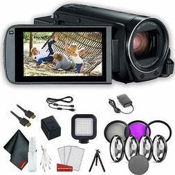 Canon VIXIA HF R800 Camcorder  Standard Accessory Bundle